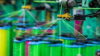 Photographe industriel fabrication de cordage Photographe industriel Lille. Machine de trasage de cordage COUSIN. Filature Cousin Trestec.  Lille-France